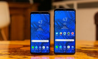 mobile download leader samsung galaxy s9