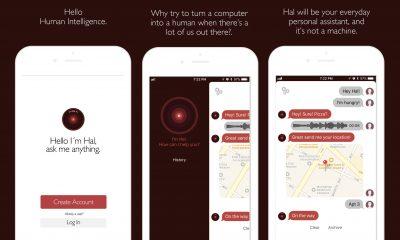 AI style app Hal
