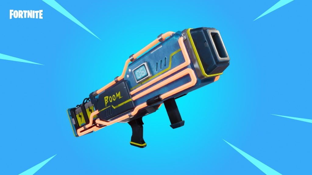 new fortnite launcher