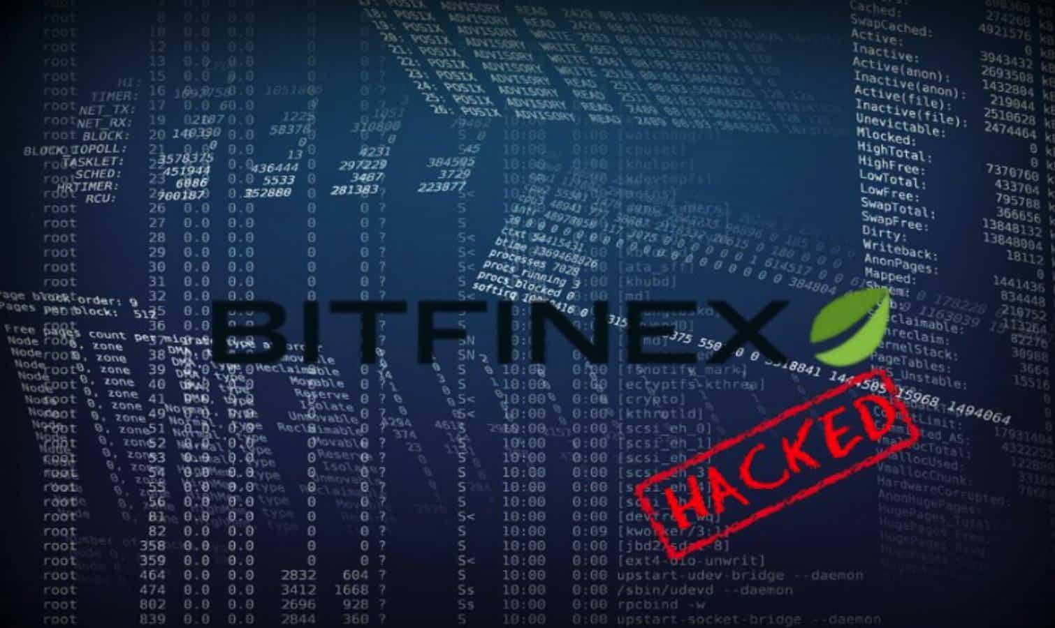 bitfinex hacked