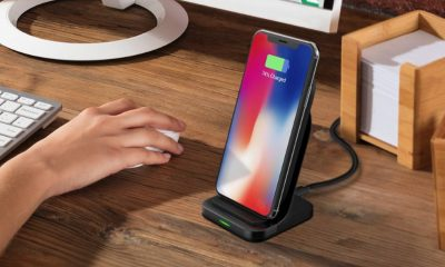 ravpower wireless charger stand