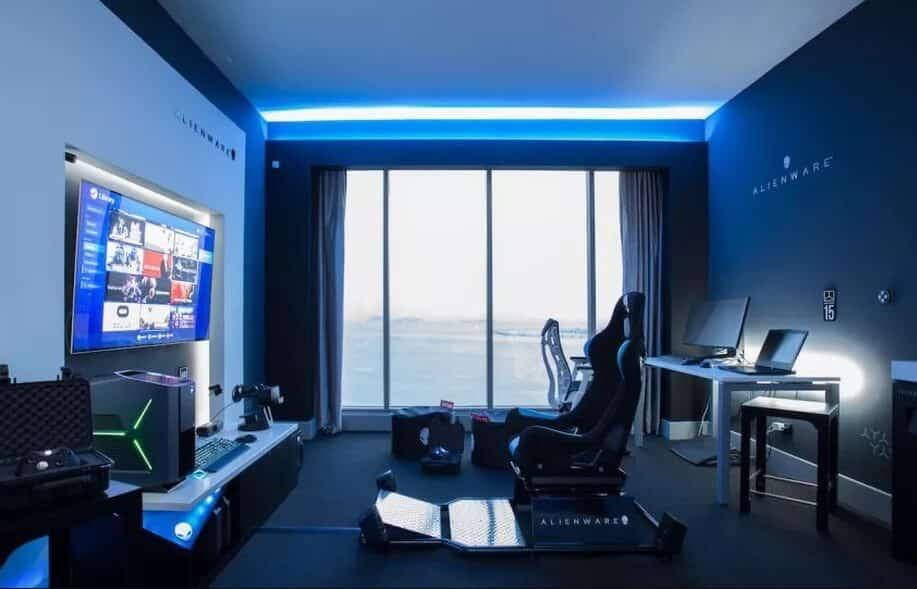 alienware hotel room panama