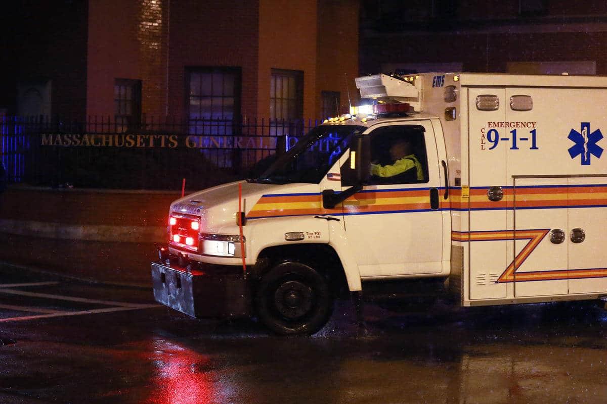 ambulance boston