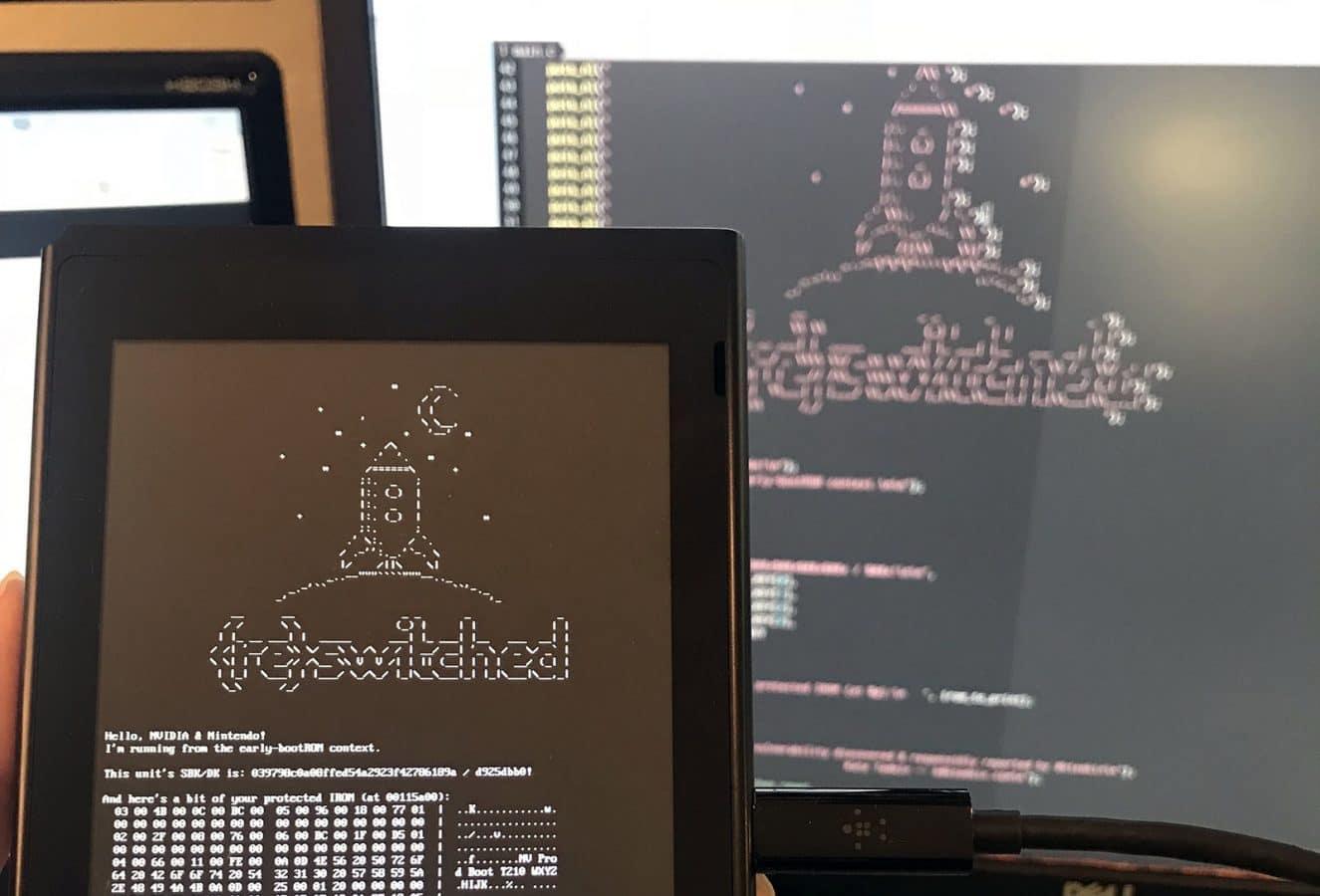 nintendo switch exploit