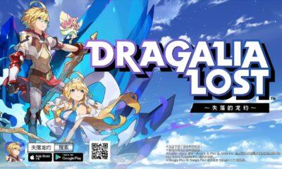 draglia lost jrpg