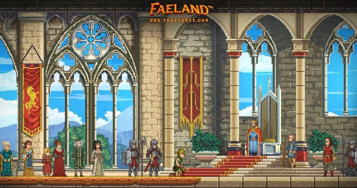 Faeland RPG