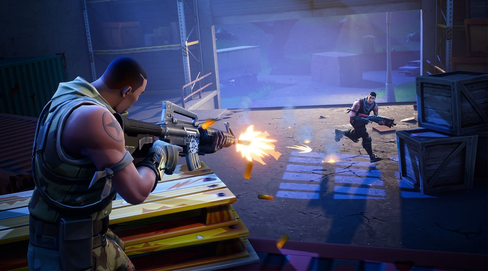 fortnite patch free to play mode