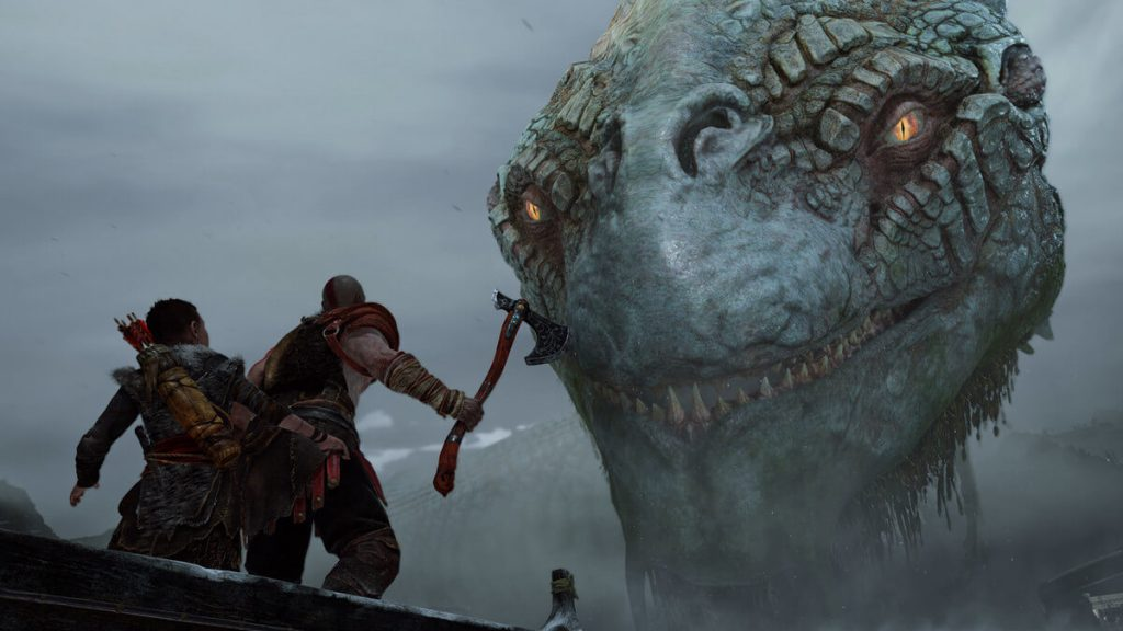 god of war polygon