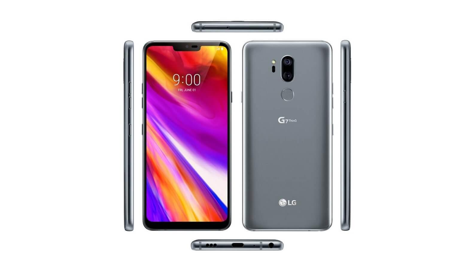 lg g7 thinq phone