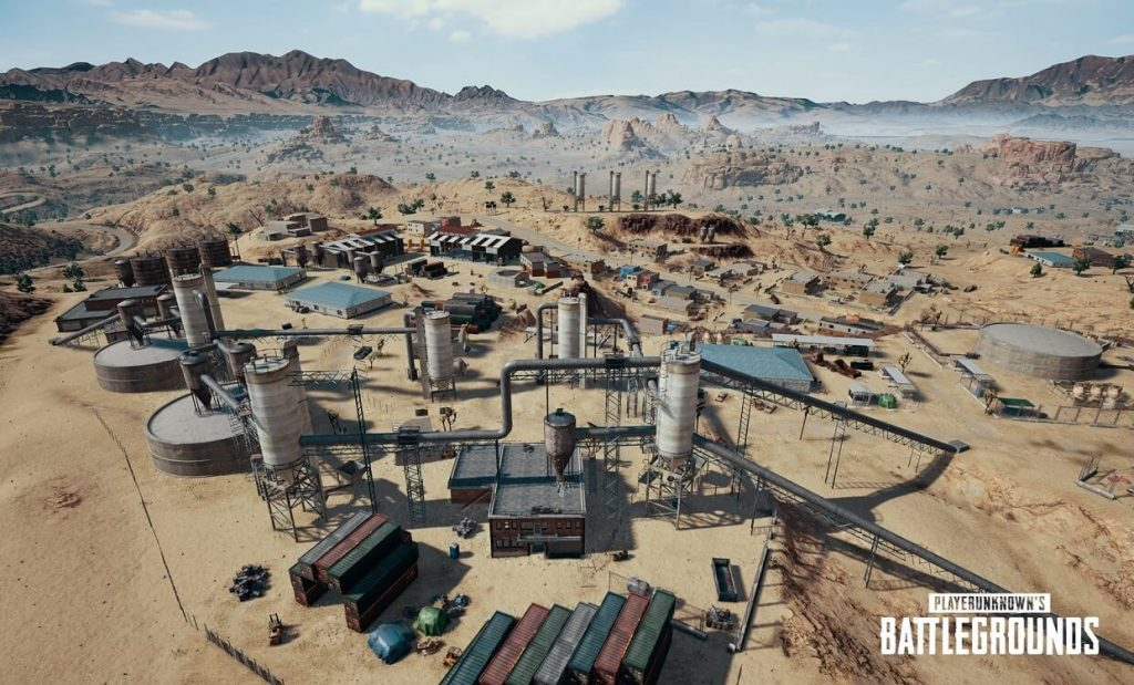 pubg miramar map xbox one