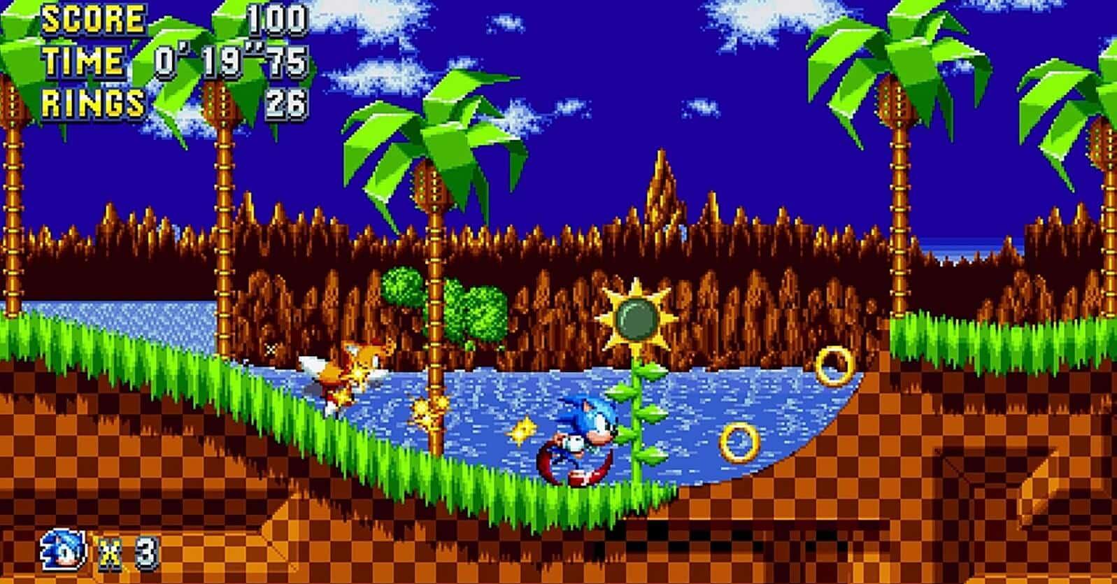 Sega games