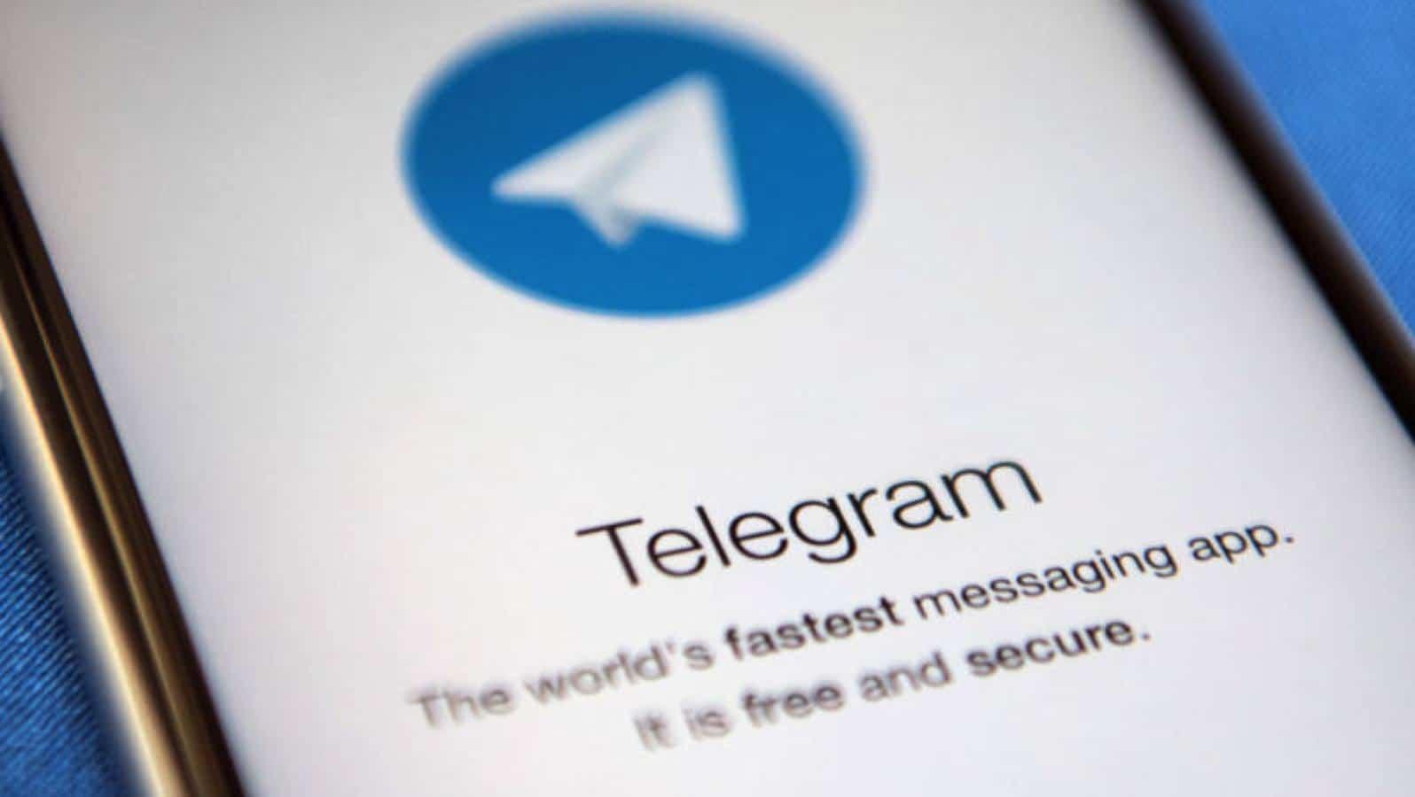 telegram app passport