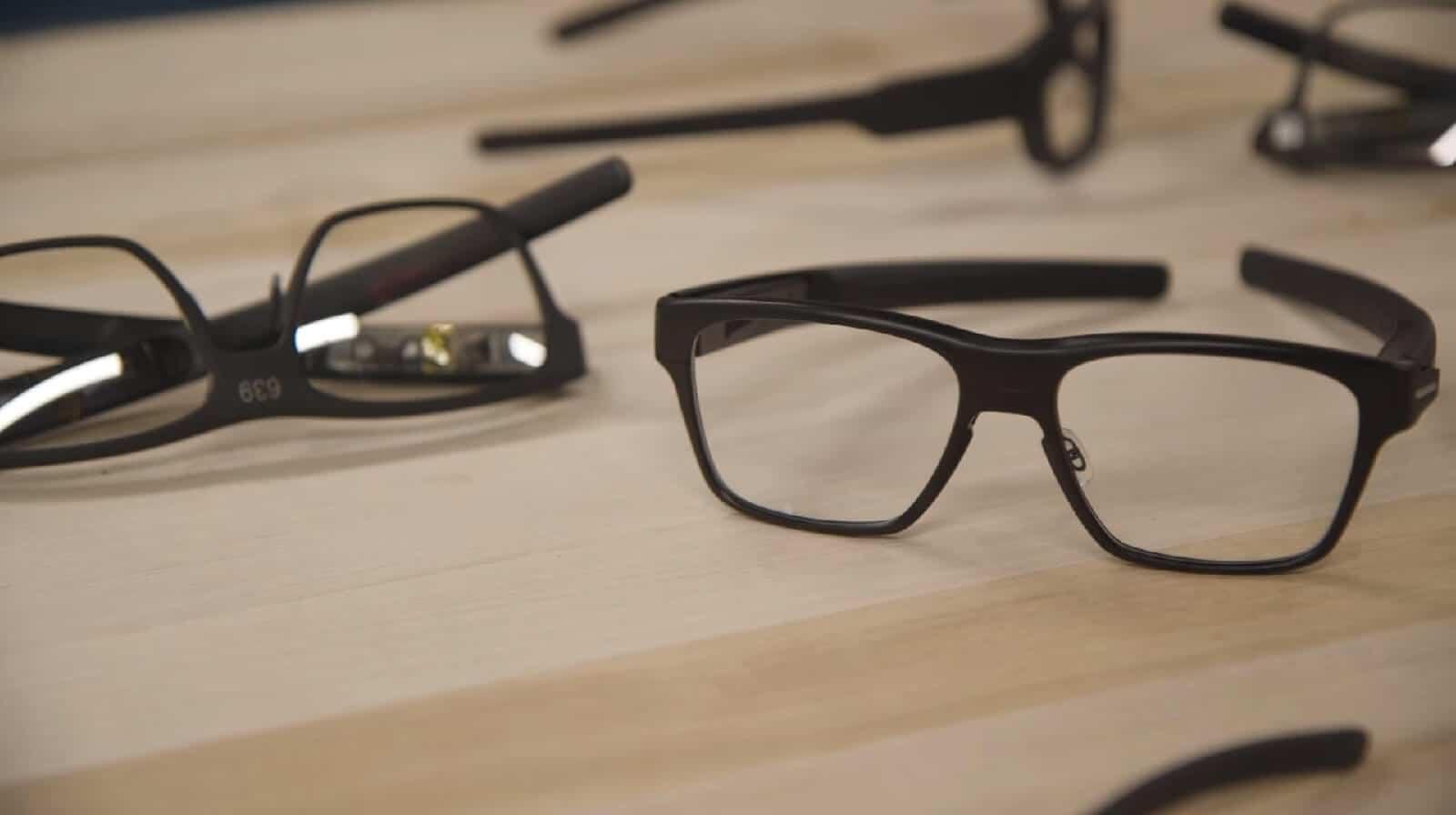 Vaunt smart glasses Intel