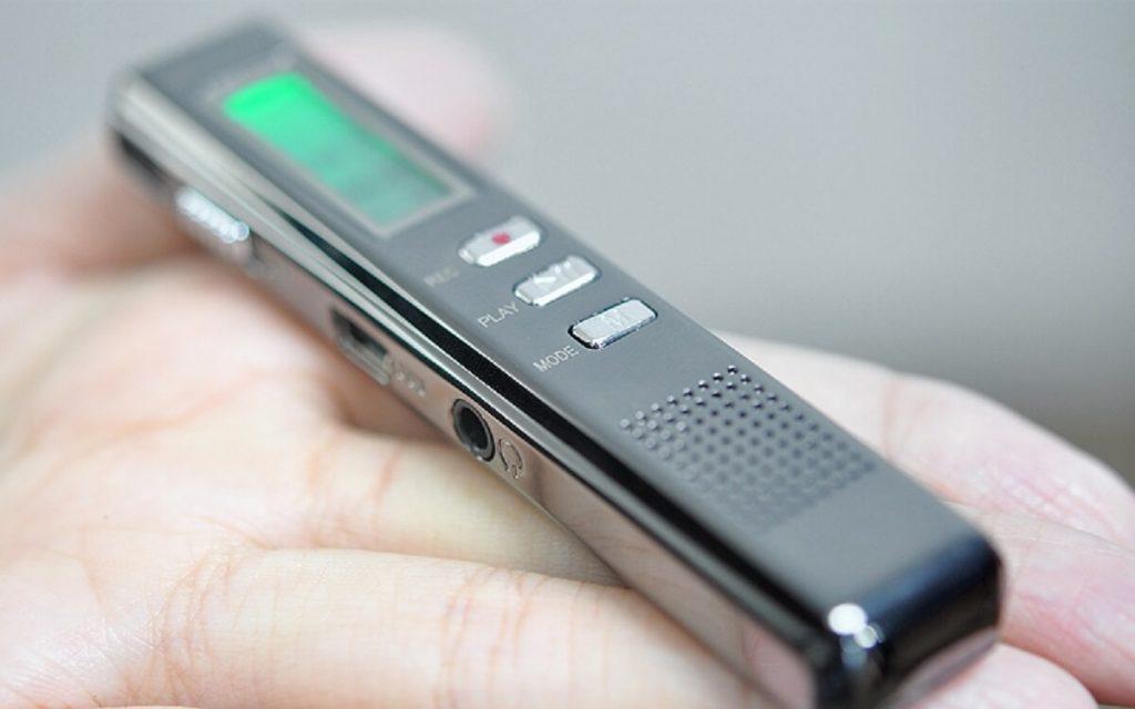 budget voice recorders