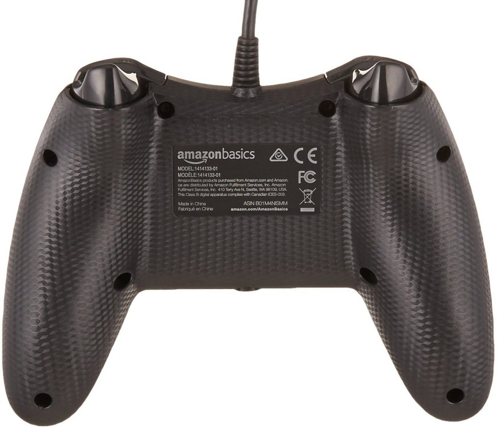amazonbasics wired xbox controller
