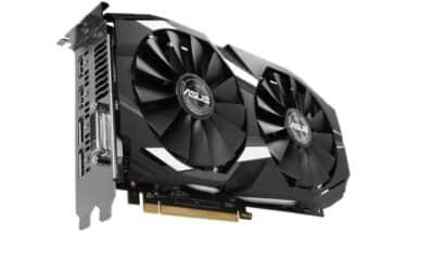 8GB Asus Radeon RX580