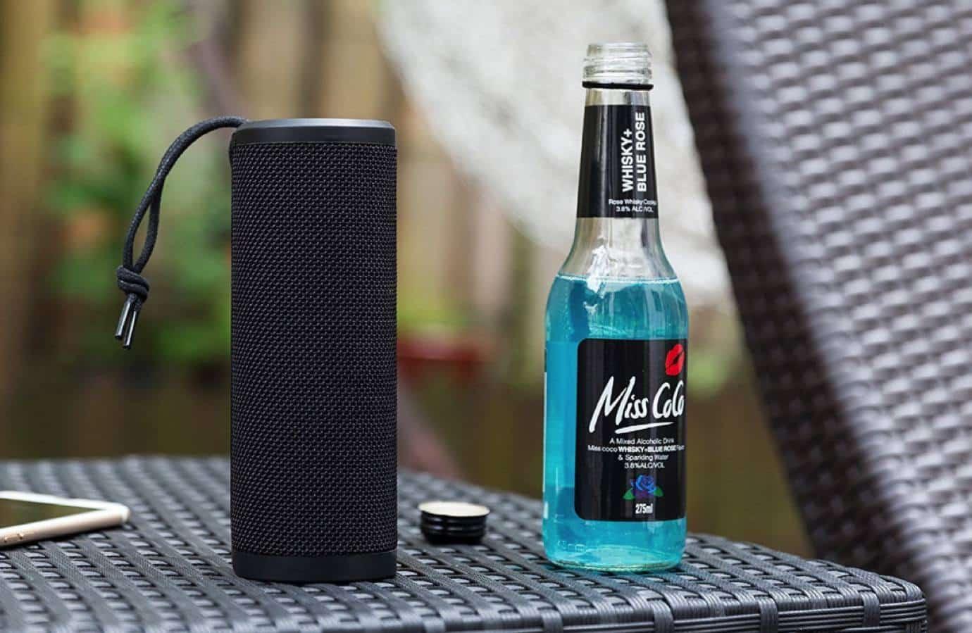 zenbre bluetooth speaker