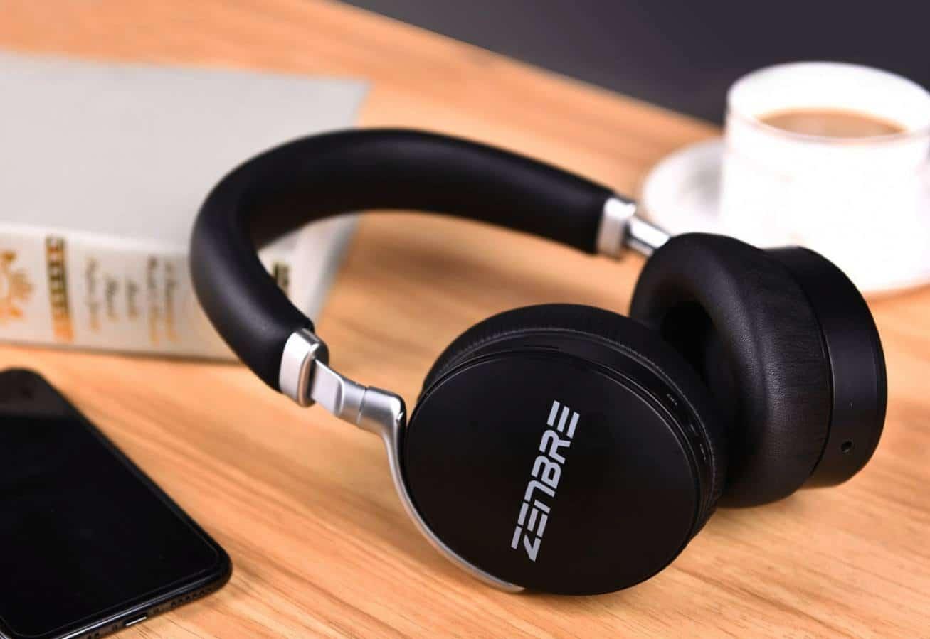 zenbre bluetooth headphones