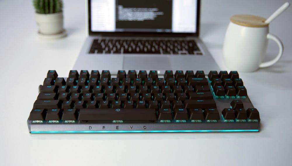 Drevo keyboard