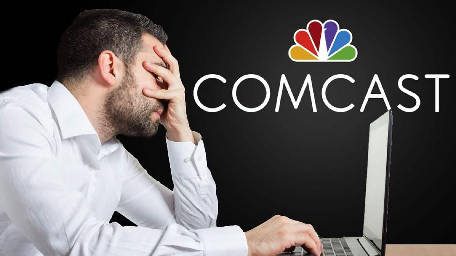 comcast assholes