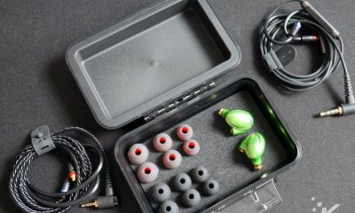 fiio fh1 hybrid in-ear monitors