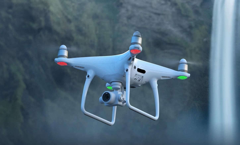 dji phantom drone v20