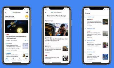 google news ios release