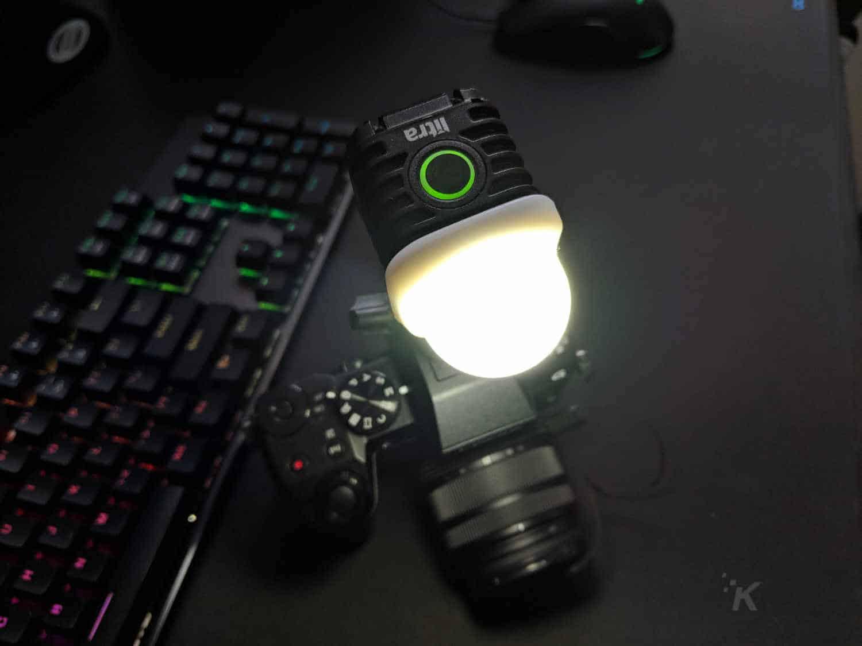 camera light from litra