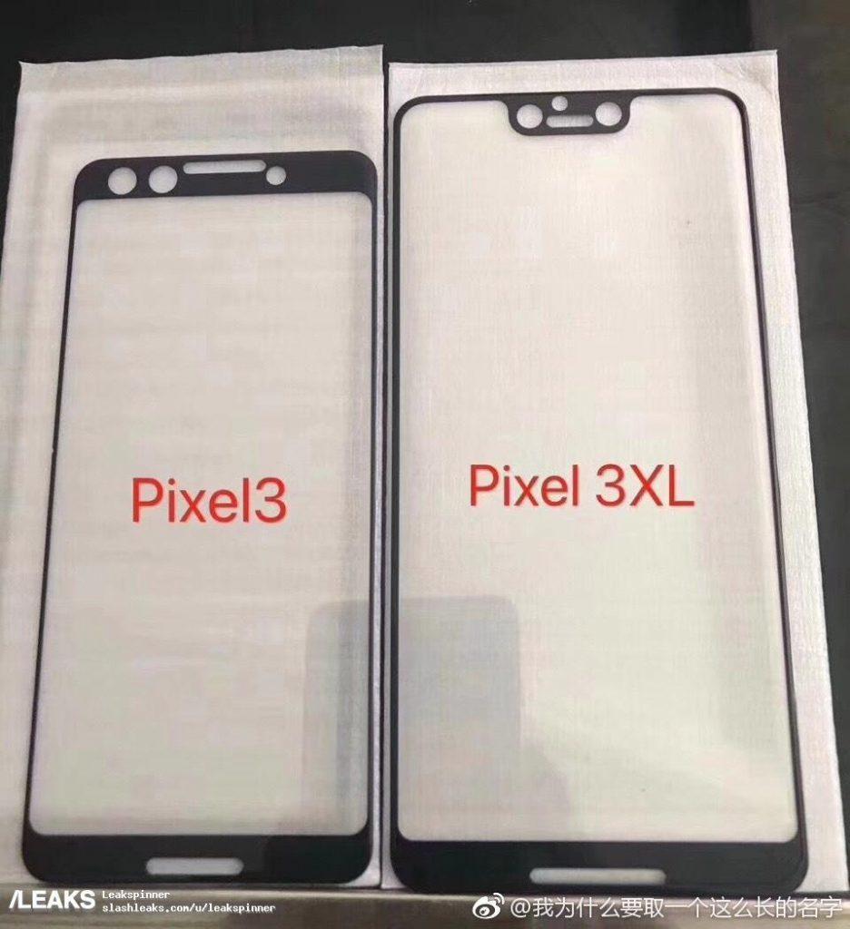 Google Pixel 3 XL screen protectors