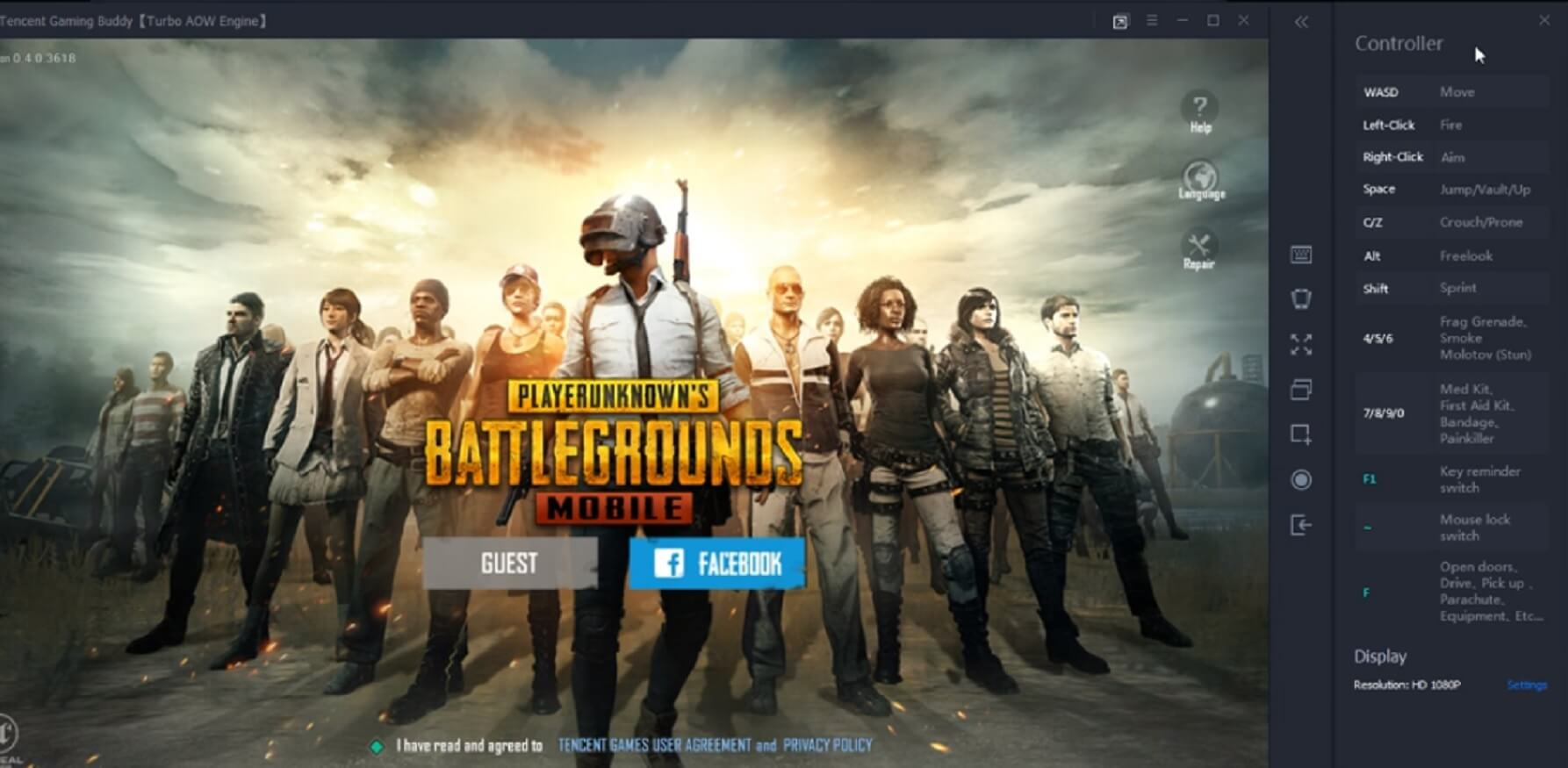 pubg mobile emulator android