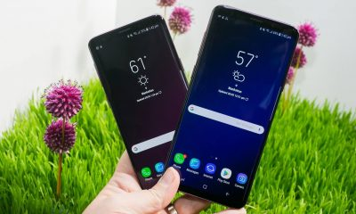 samsung s9 oath apps