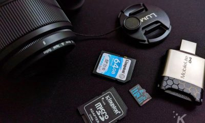 kingston sdcards and gadgets