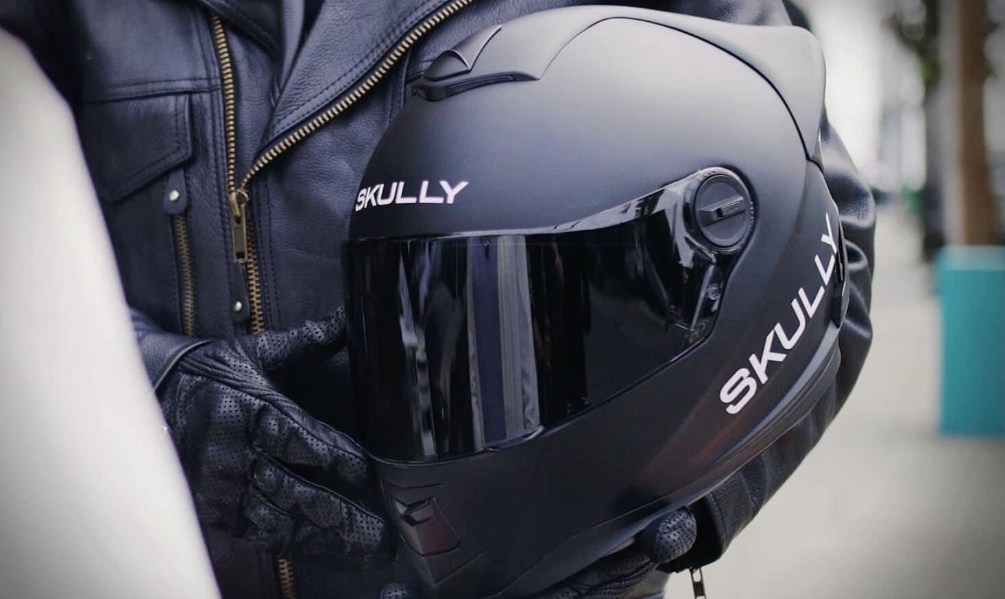 skully ar helmet