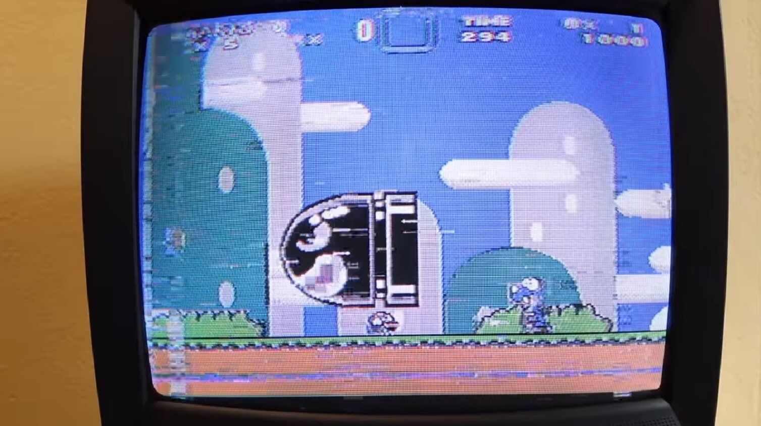A hacker used reverse-engineering to play Super NES games on an