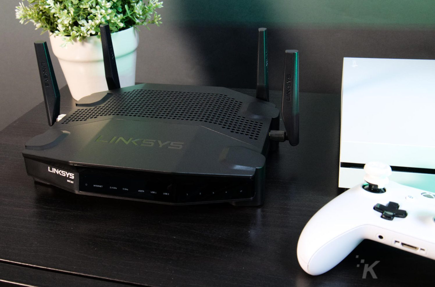 reboot our routers