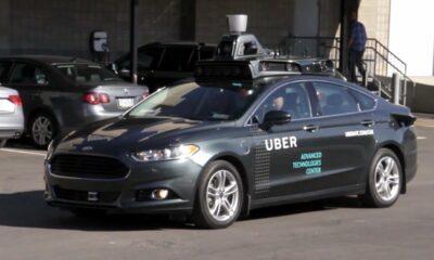 Uber Software Glitch self-driving