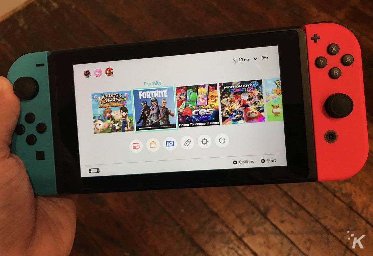 Fortnite On Nintendo Switch Will Not Require A Nintendo