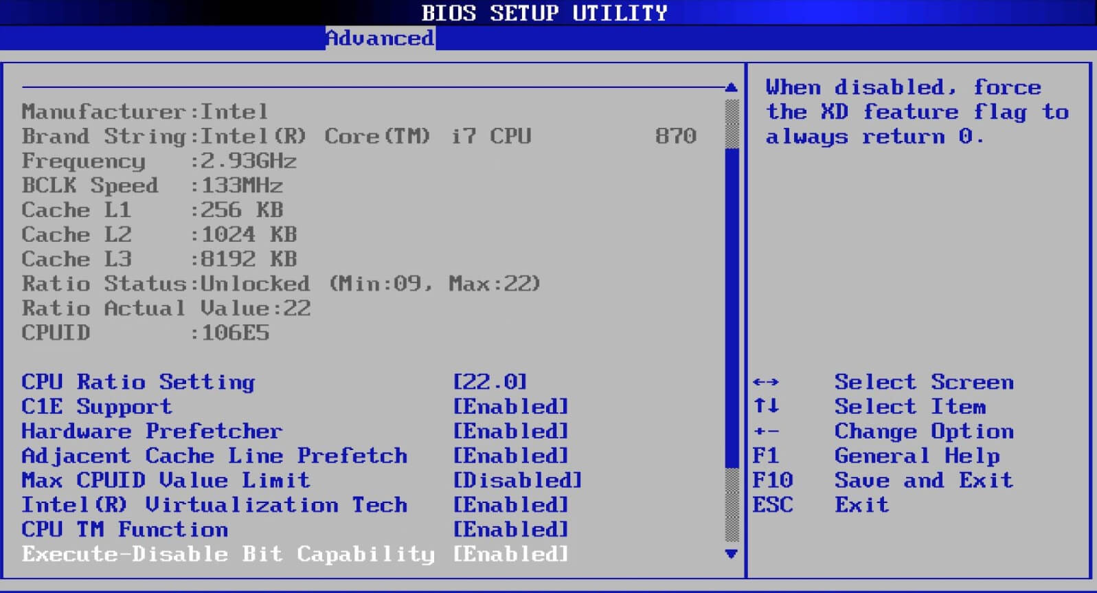 how to bios