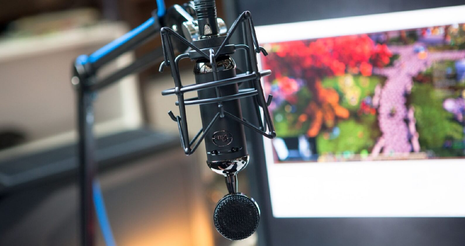 Blue Blackout Spark SL is the microphone you need to jump