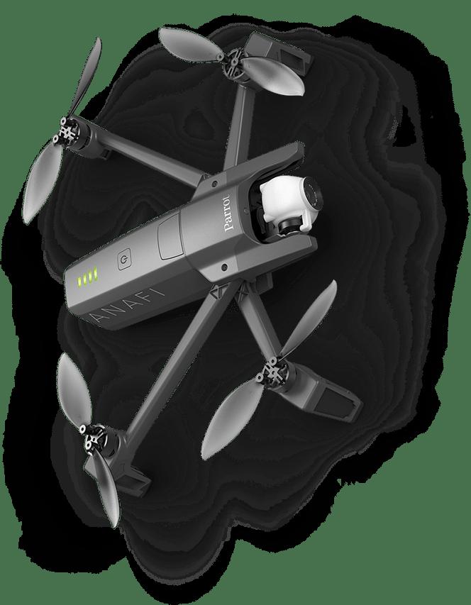 anafi drone