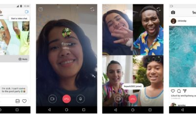 instagram live video chat