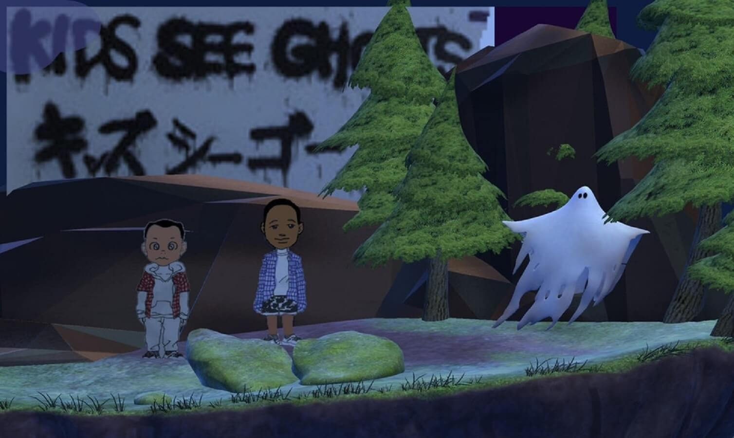 kids see ghost wav