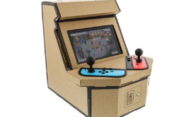 nyko retro arcade kit