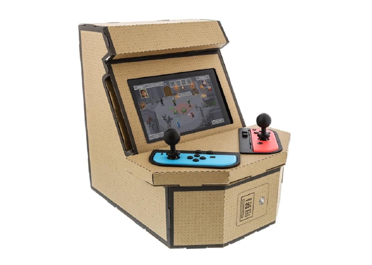nyko retro arcade kit