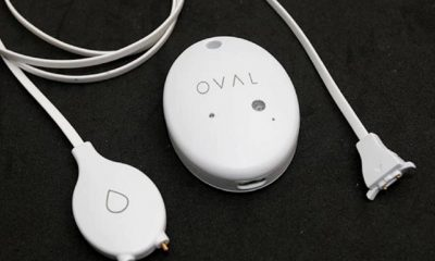 oval smart sensor