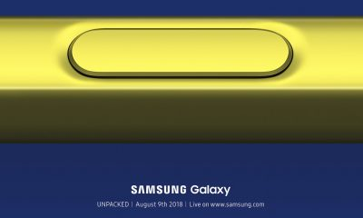 samsung invite galaxy note 9