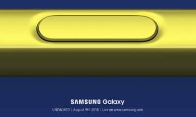 samsung invite galaxy note 9