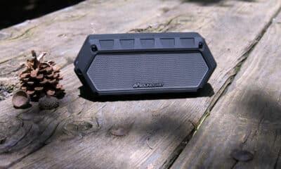 soundcast vg1 rugged bluetooth speaker