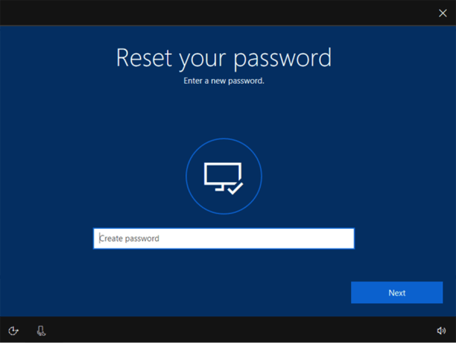 Windows 8.1 Password Reset without disk after Forgotten It
