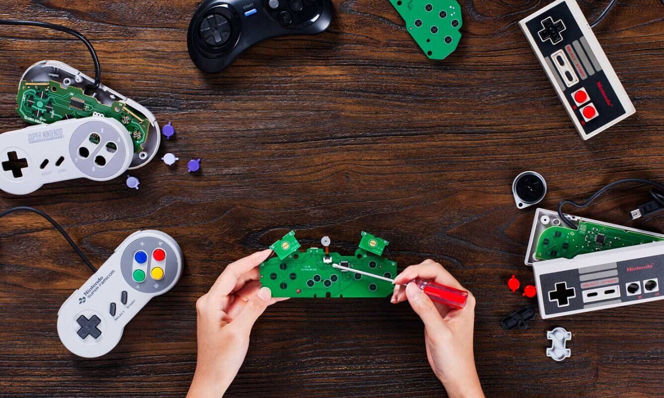 8bitdo bluetooth kits